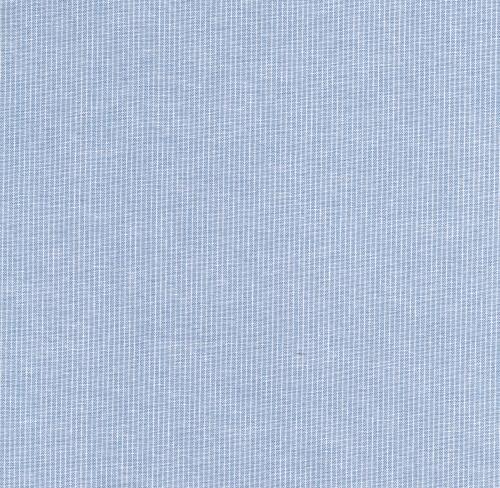 Viscose, linne. Blå botten med vit rand