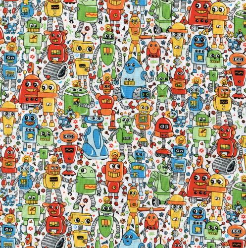 Rainbow Robots multi