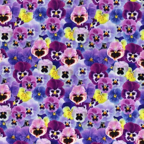 Digital violets