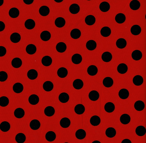 Jersey dot red