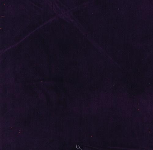 Babycord lila 100% bomull