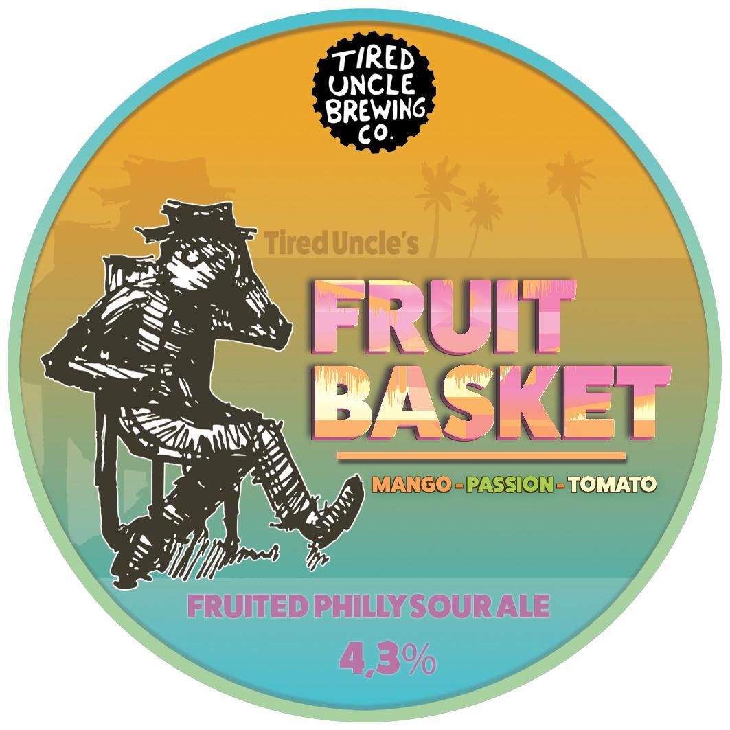 Fruit Basket Mango-Passion-Tomato 330 mL can