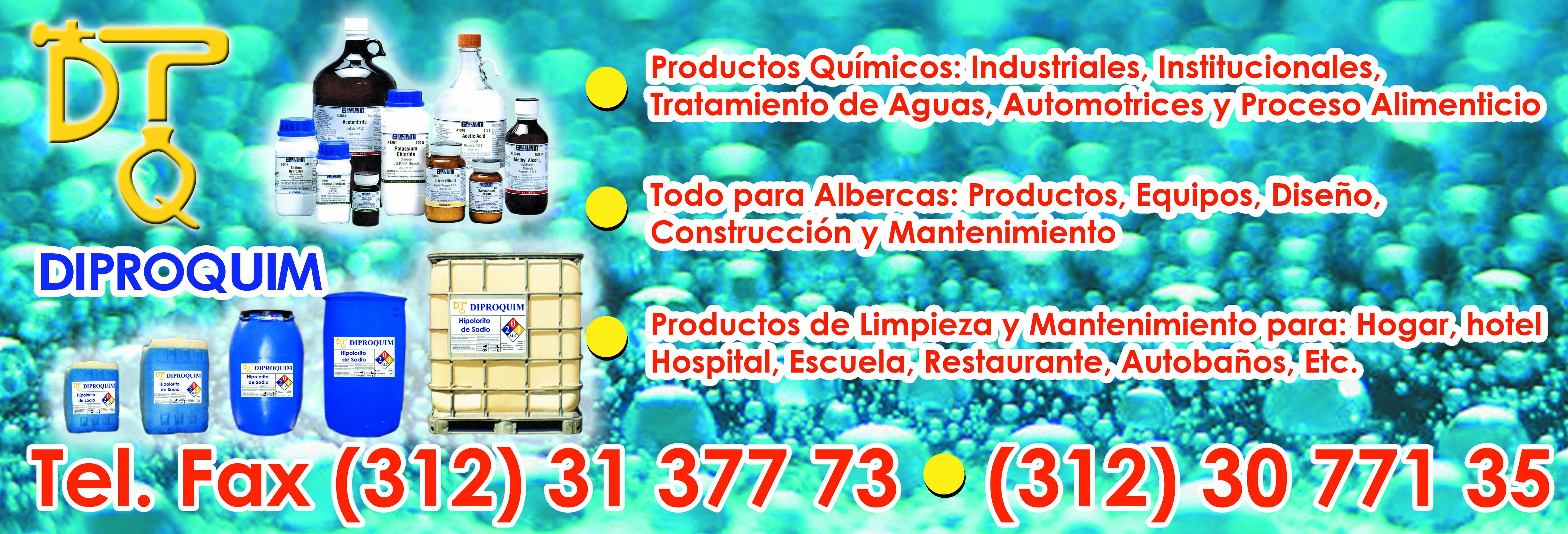 Distribuidora de Productos Químicos de Colima S.A. de C.V.