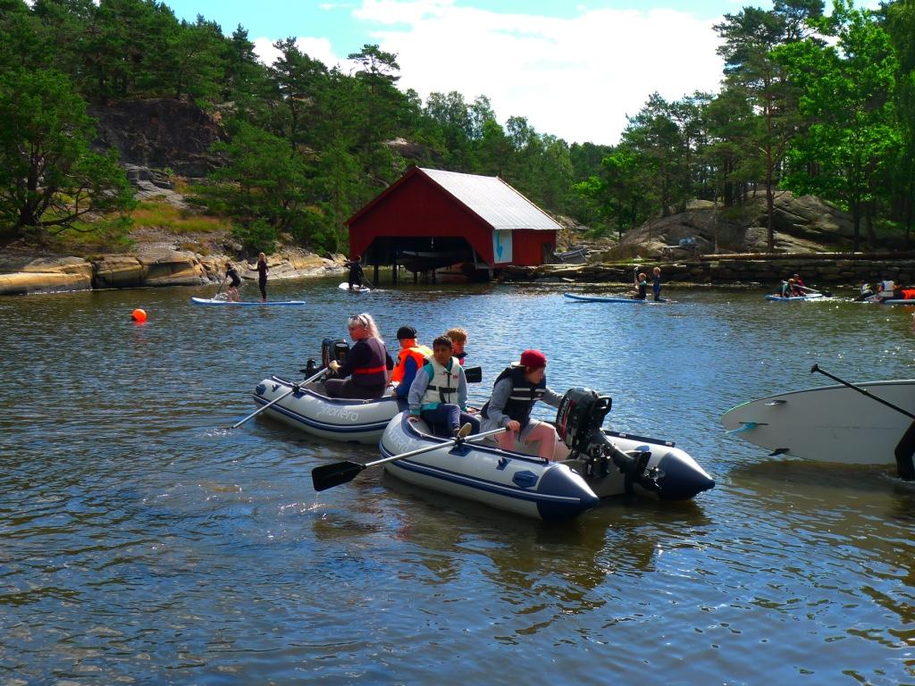 2021 uke 25 første sommeruke på Bragdøya