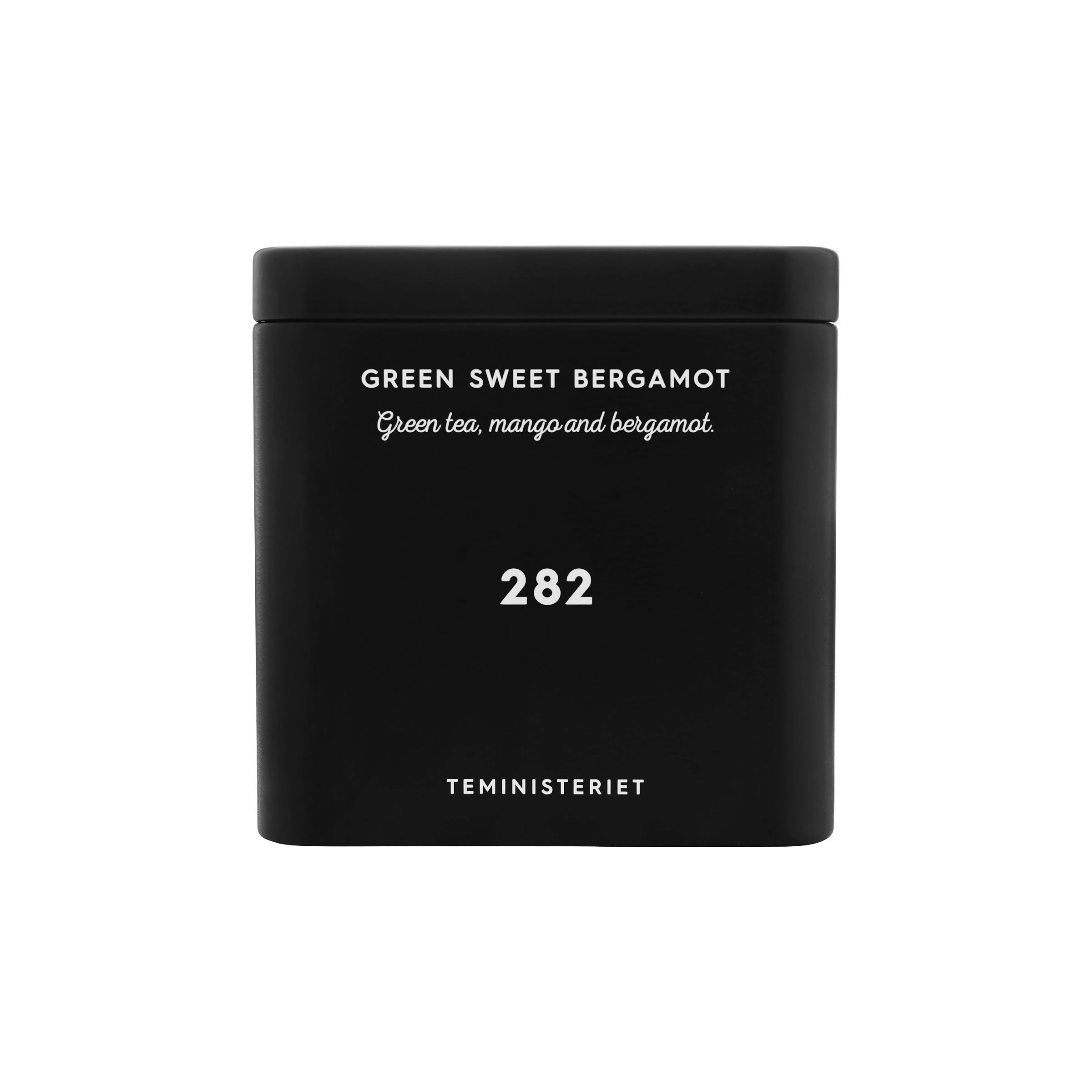 Teministeriet Tea 282 - Green Sweet Bergamot