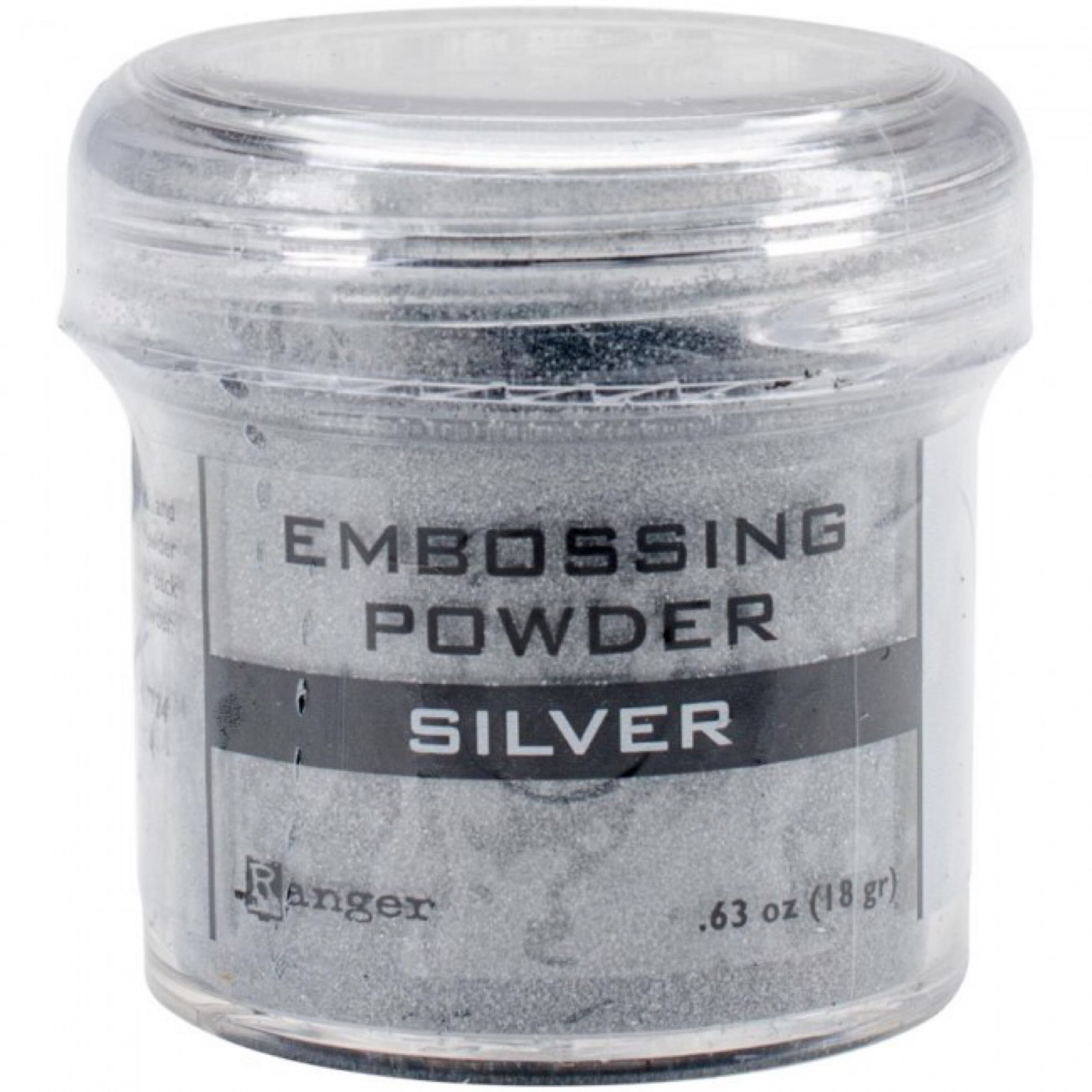 Ranger Embossing Powder Super Fine Silver