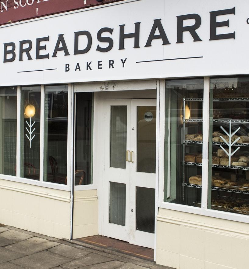 Breadshare Community Bakery