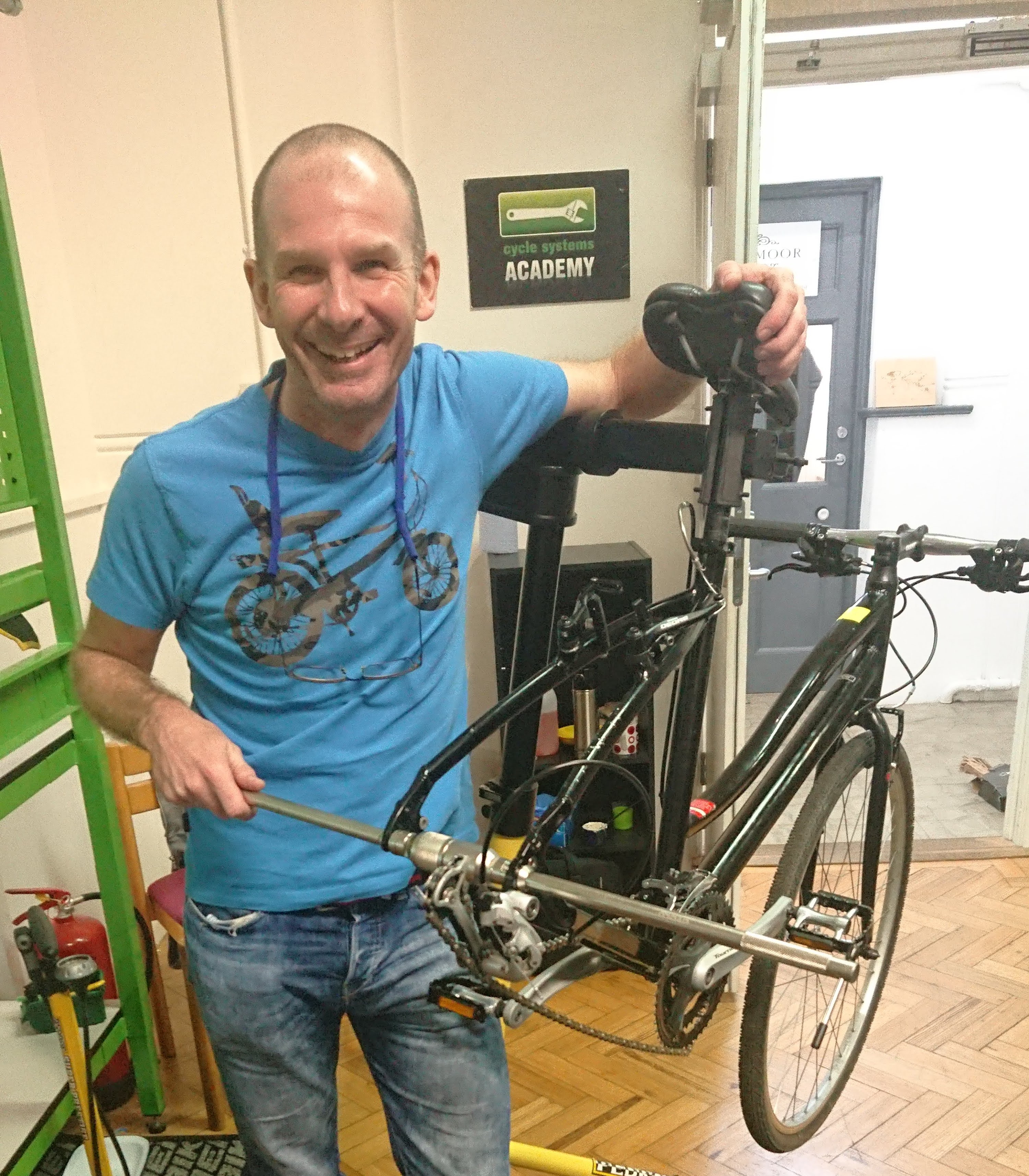 Mobile Bike Mechanic