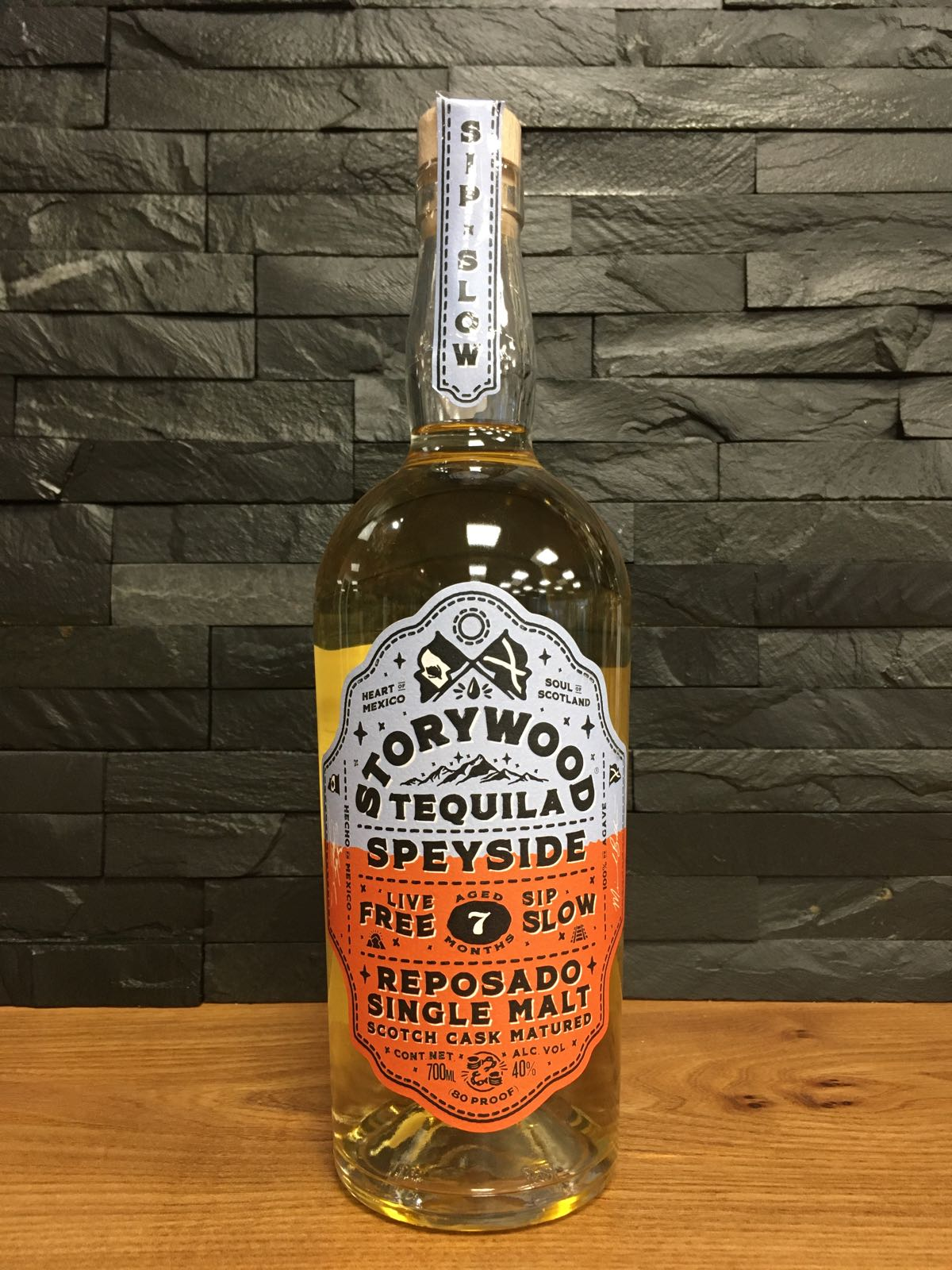 Storywood Tequila Speyside 7 70cl