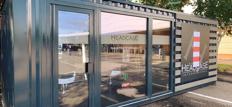 Headcase Barbers Stratford