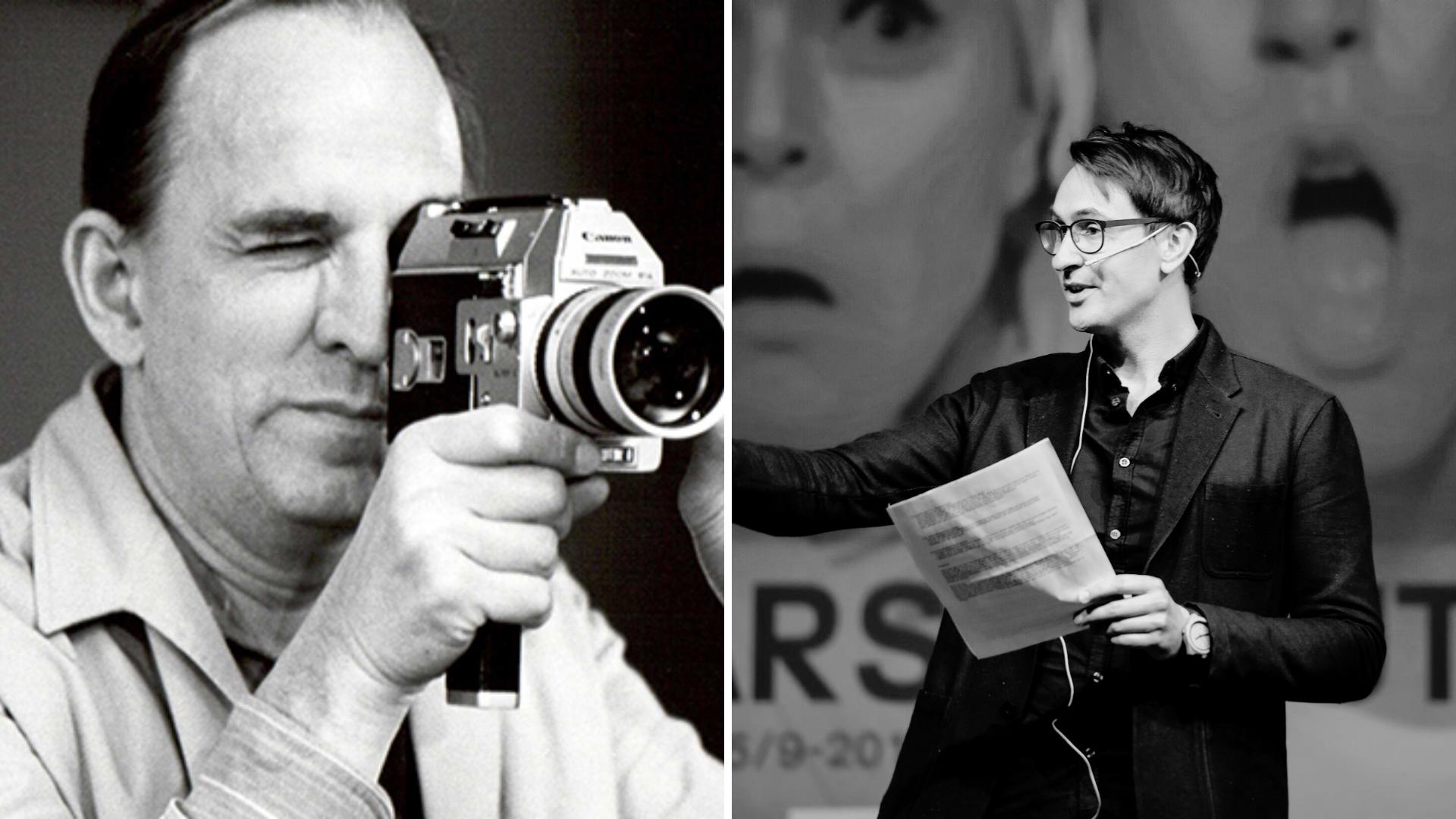 14.05 17:00: Foredrag - Bergman på en time
