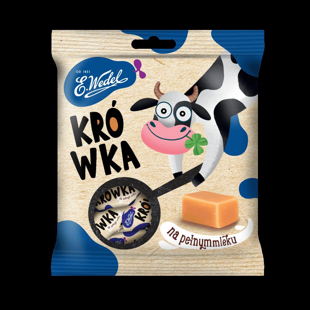 Kermatoffee - Krowka E. Wedel 250g
