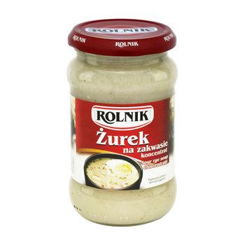 Zurek keittotiiviste Rolnik 370ml