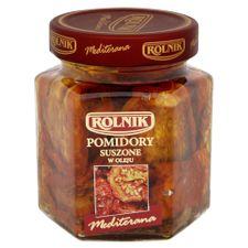 Kuivatut tomaatit öljyssä - Pomidory suszone w oleju Rolnik Mediterana 280 g