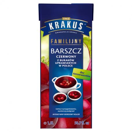Borssi valmiskeitto - Barszcz Krakus 1,5l