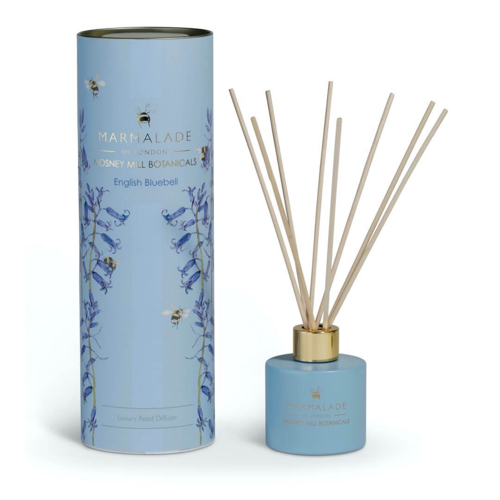 Mosney Mill English Bluebell Diffuser