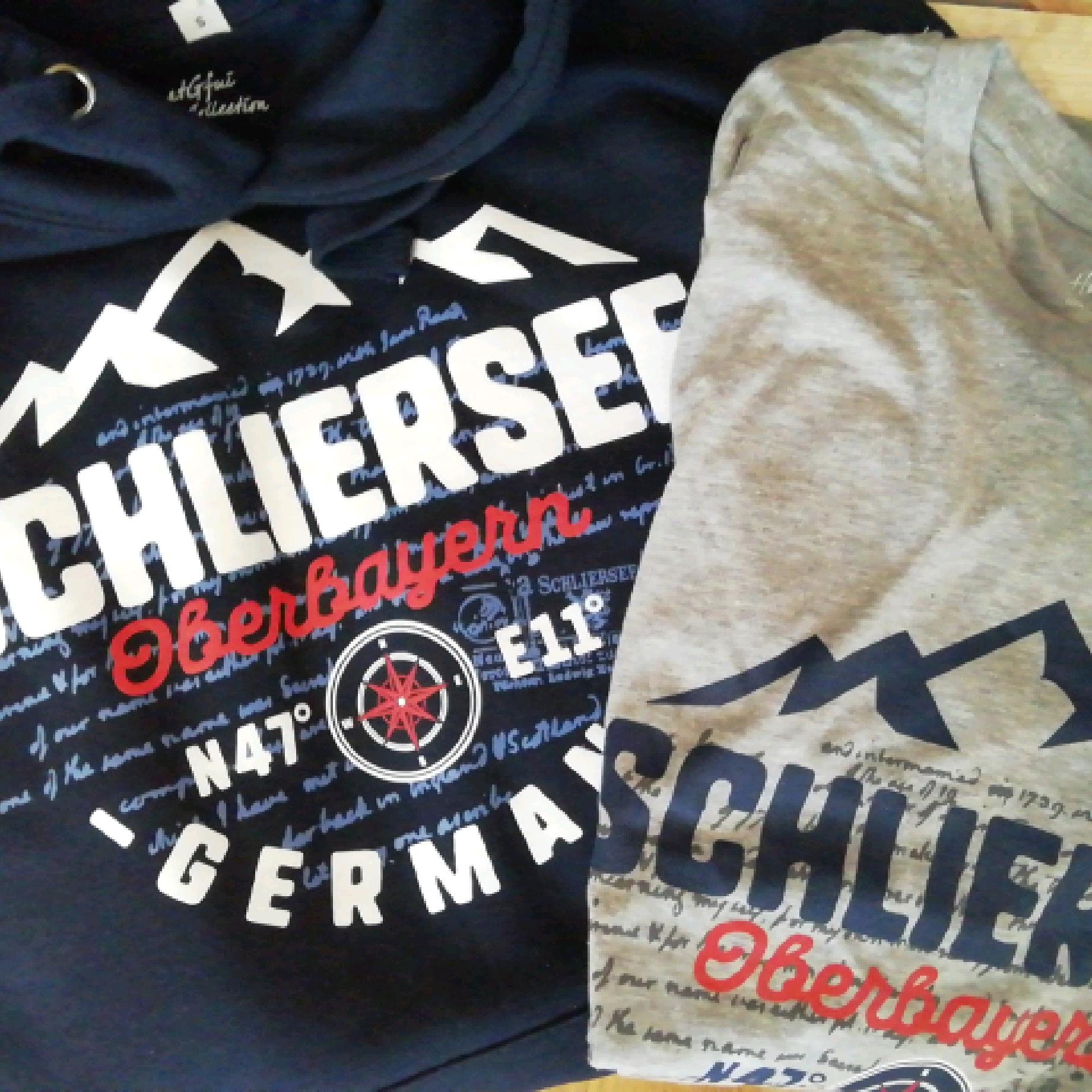 Schliersee Kollektion - Herren T-Shirts