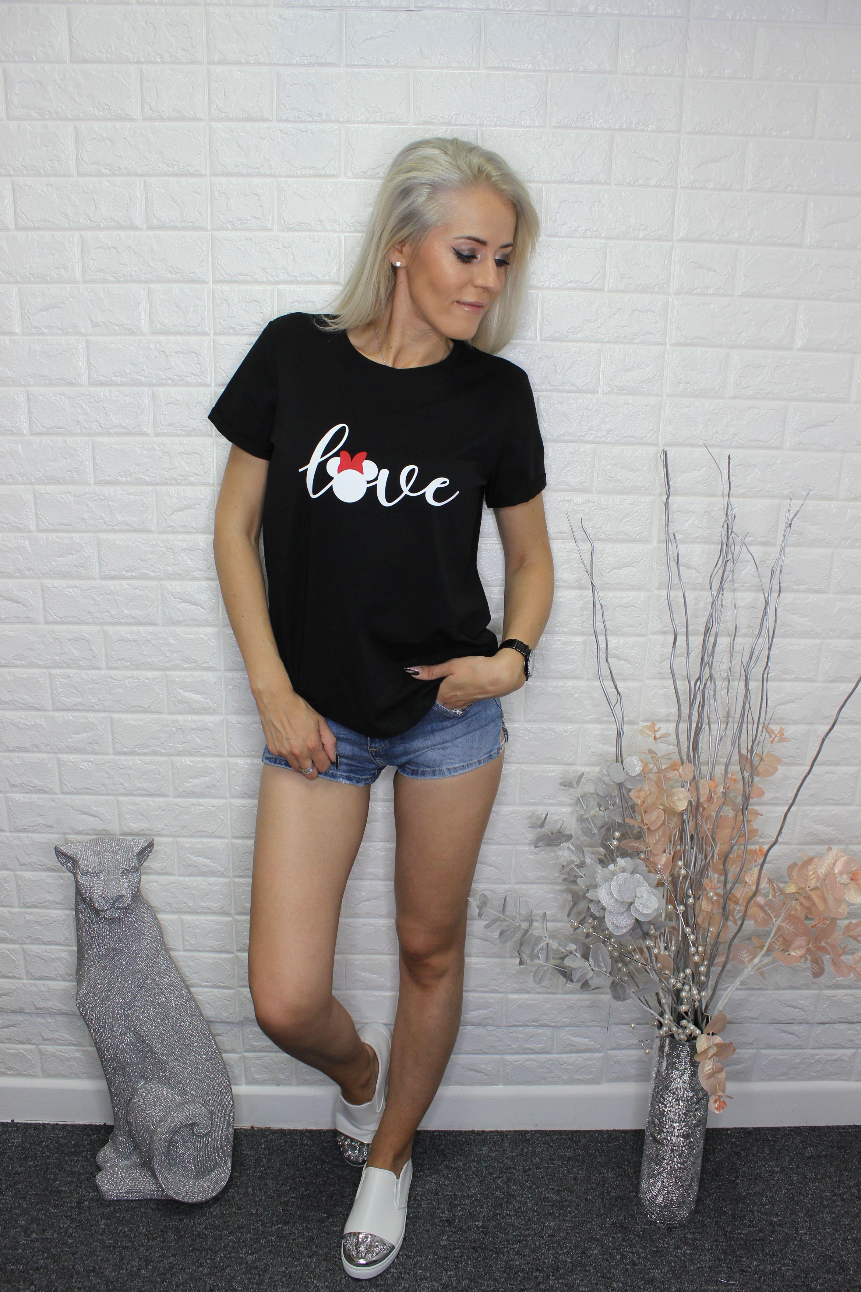Black Love T-Shirt