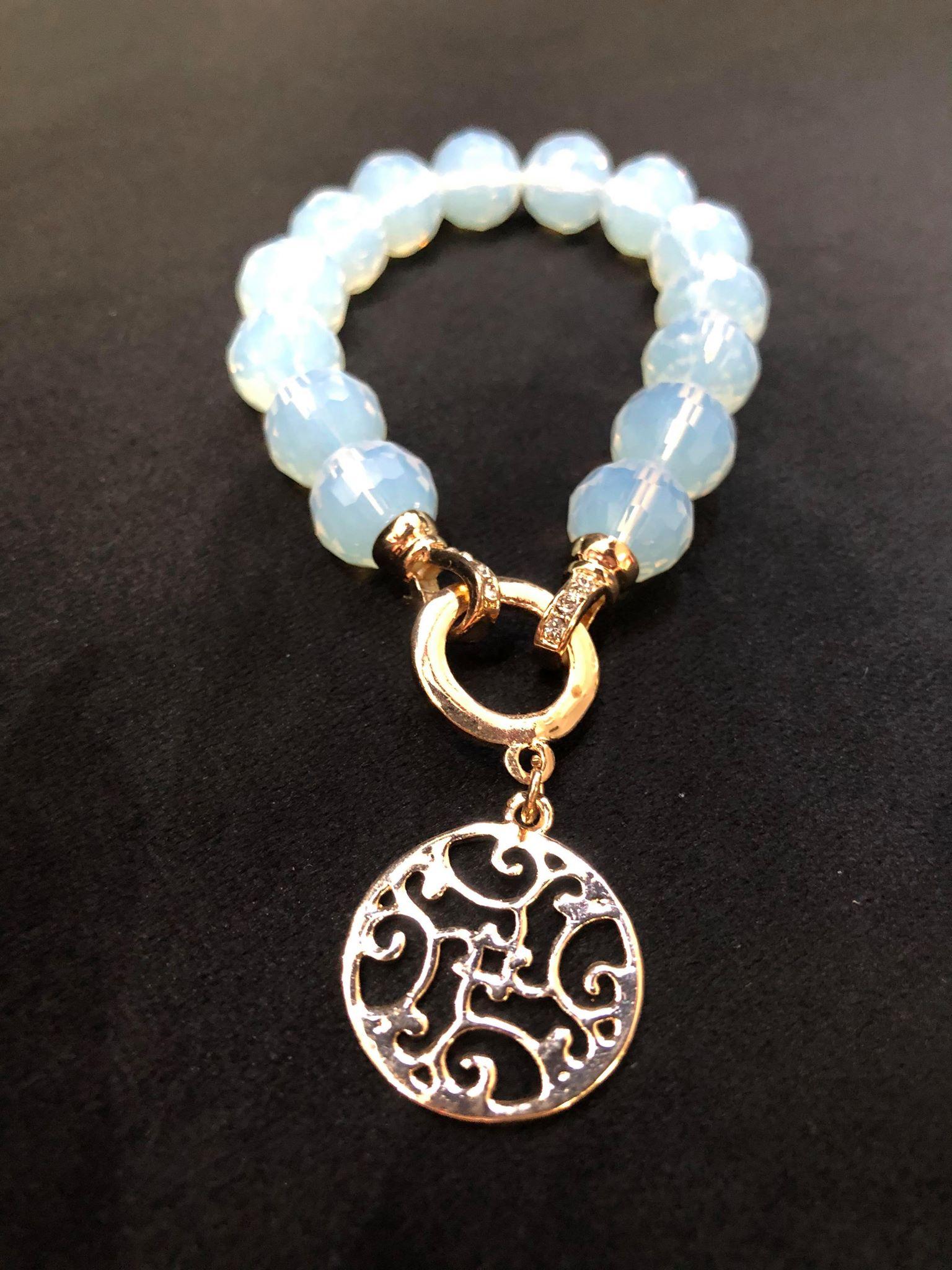 Clear Bracelet