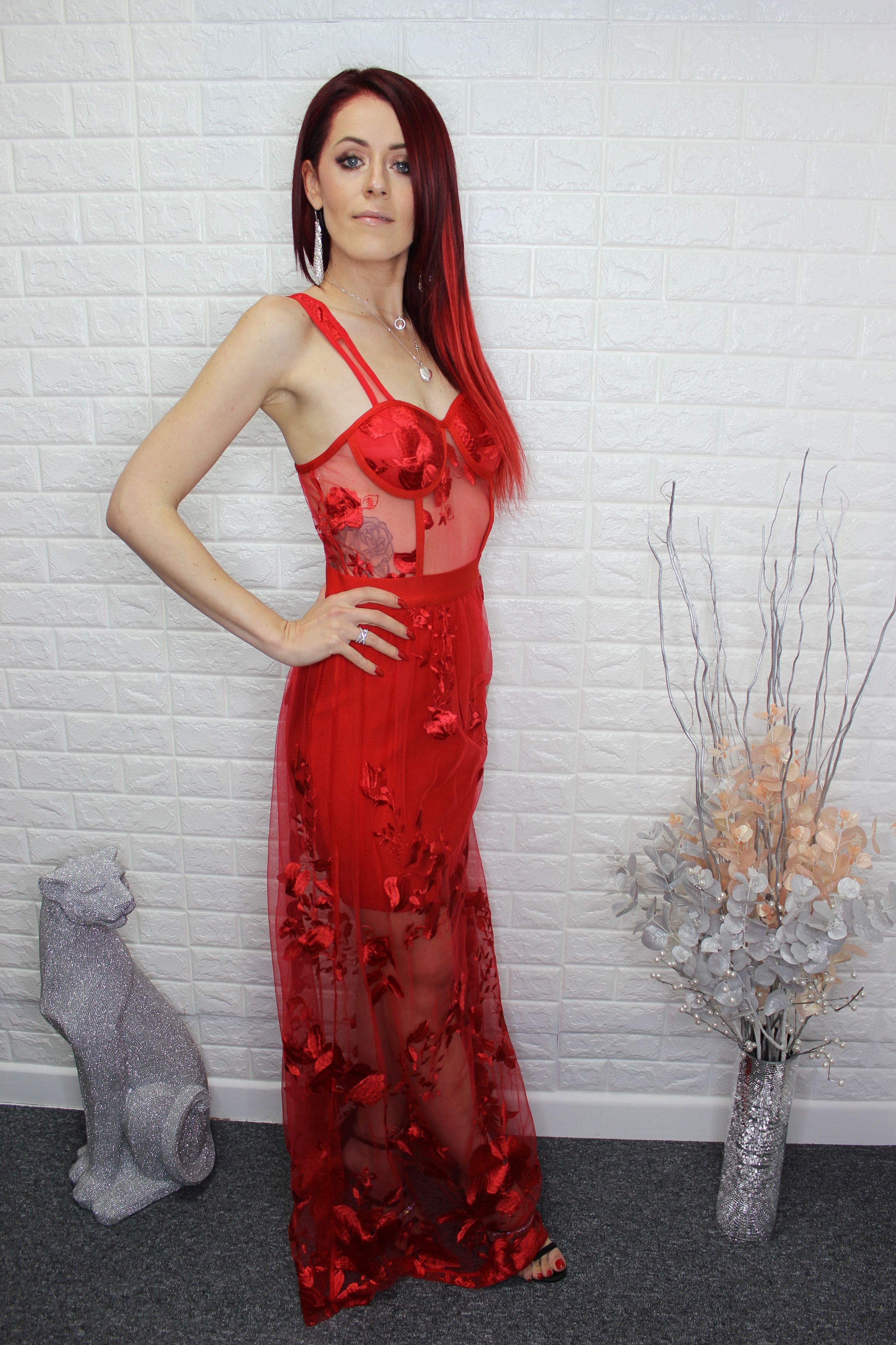 ISADORA - RED