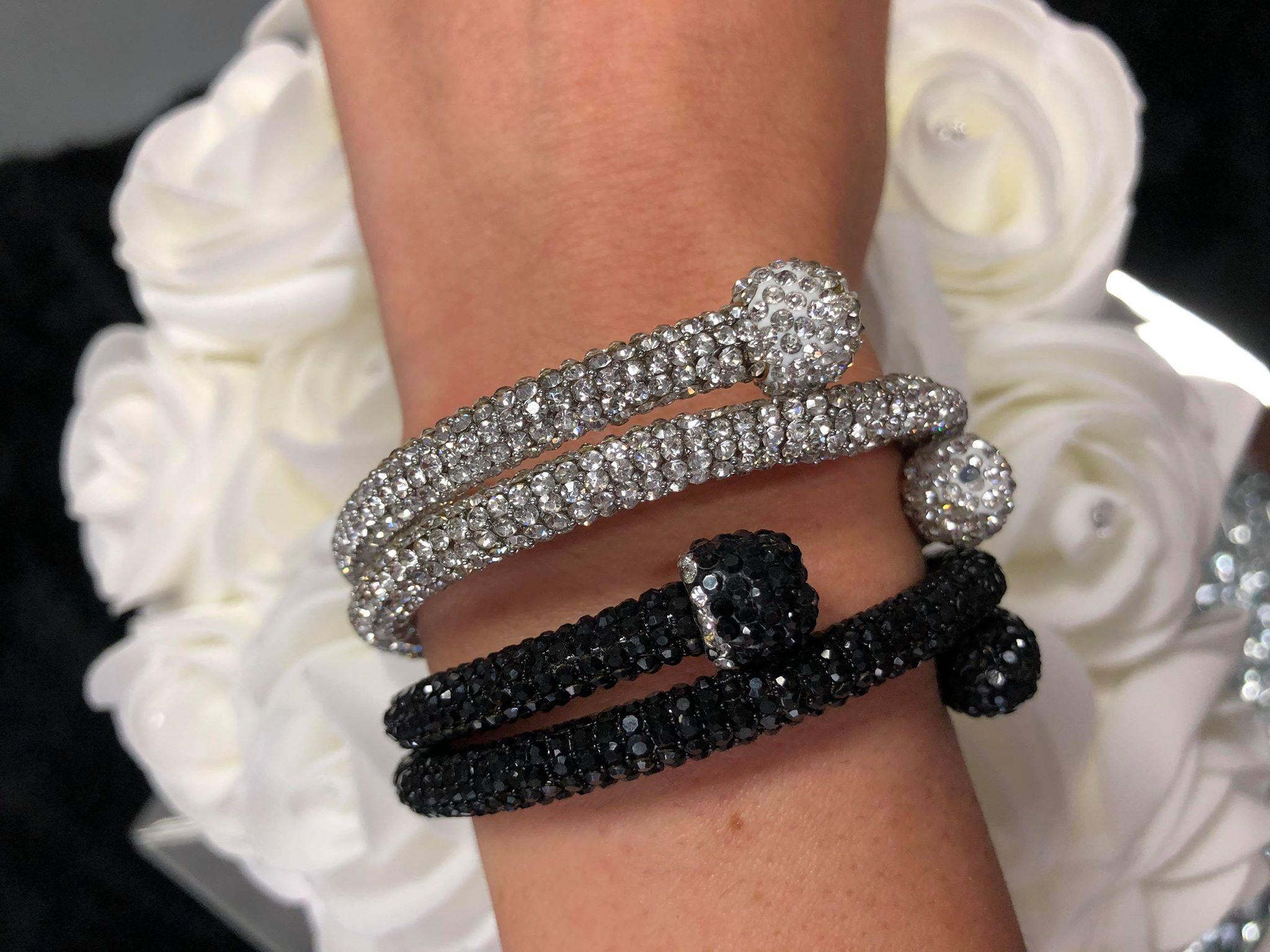 Black Snake Bracelet