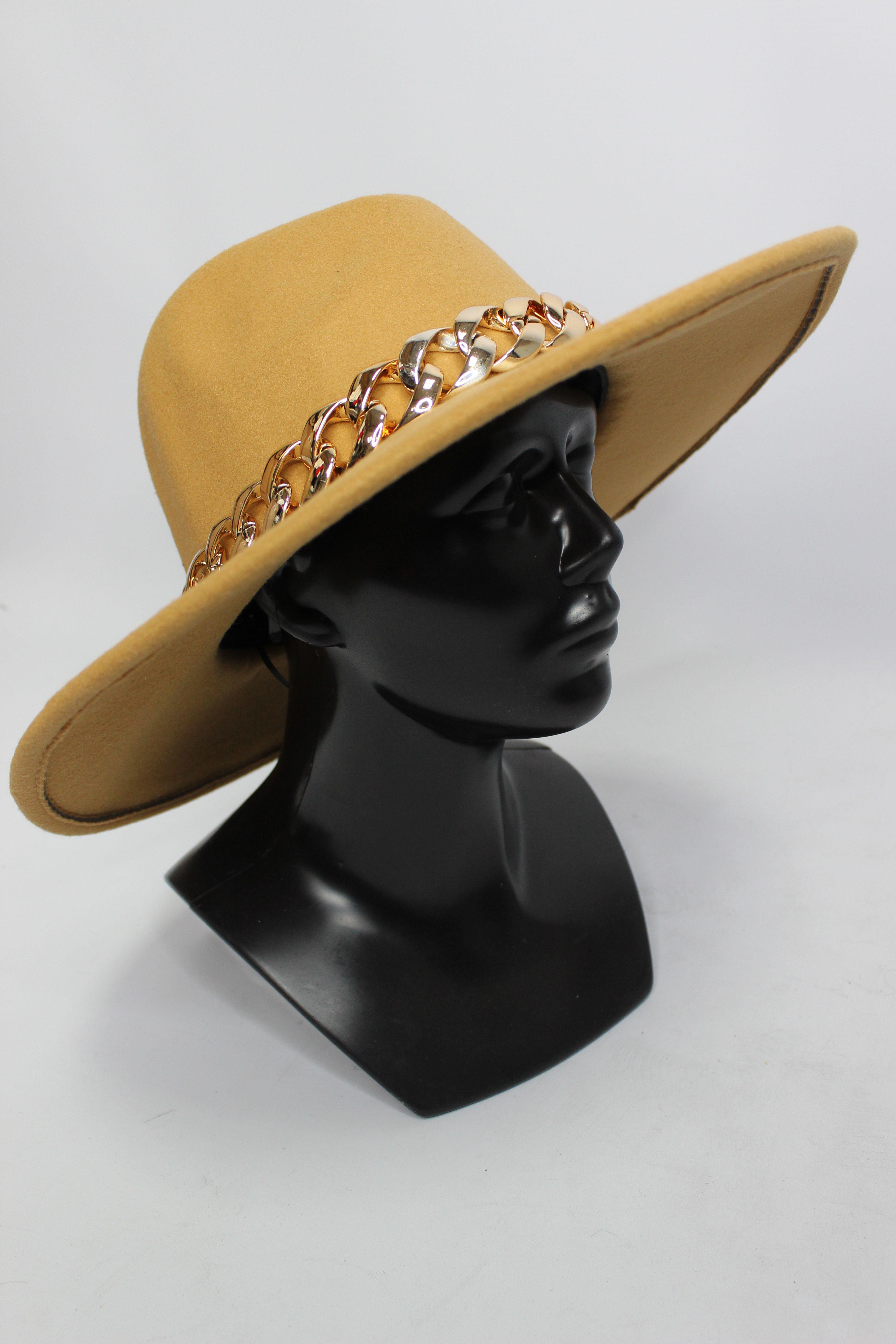 Beige Hat