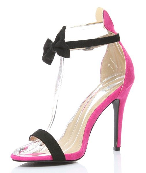Pink Bunny Stilettos