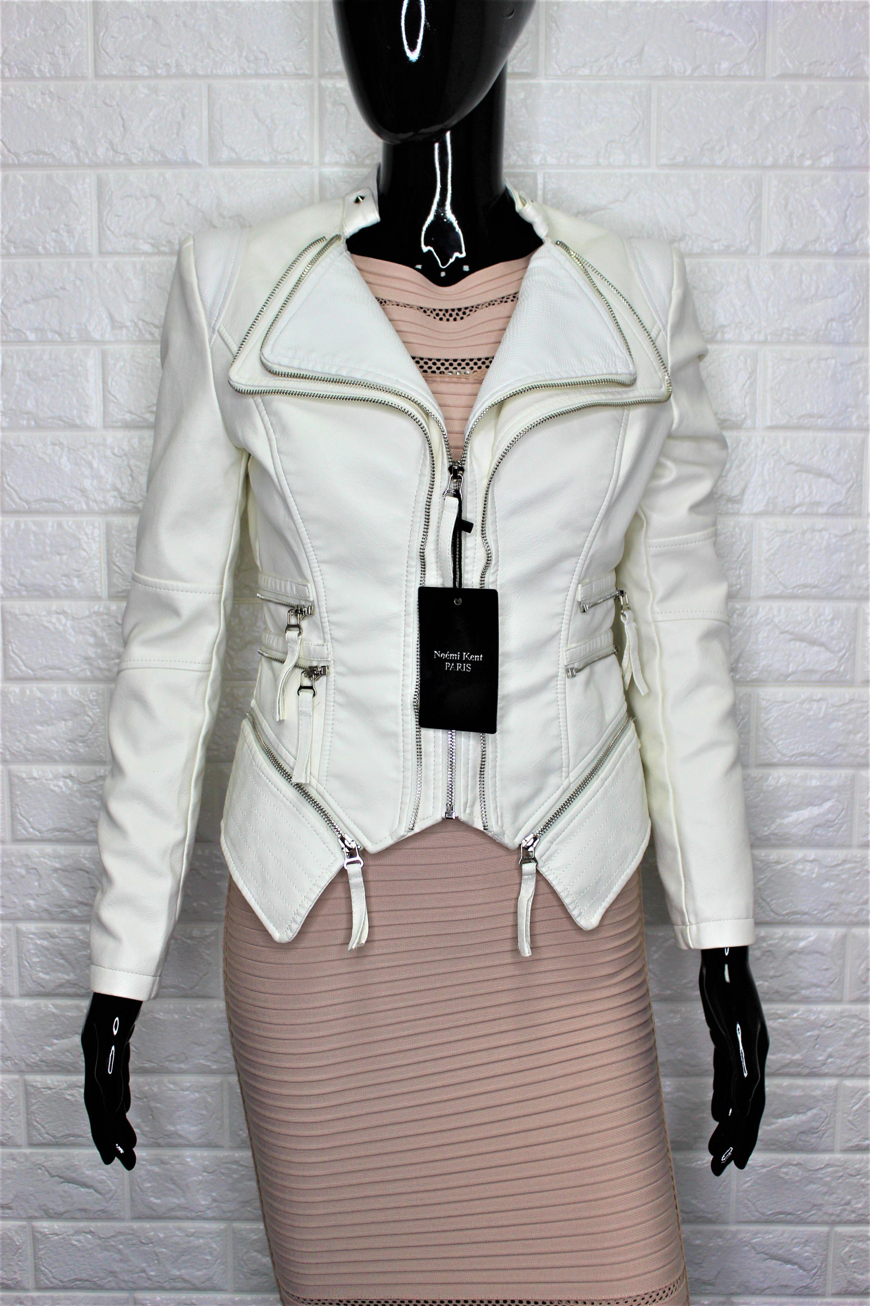 Valentino Style Biker Jacket