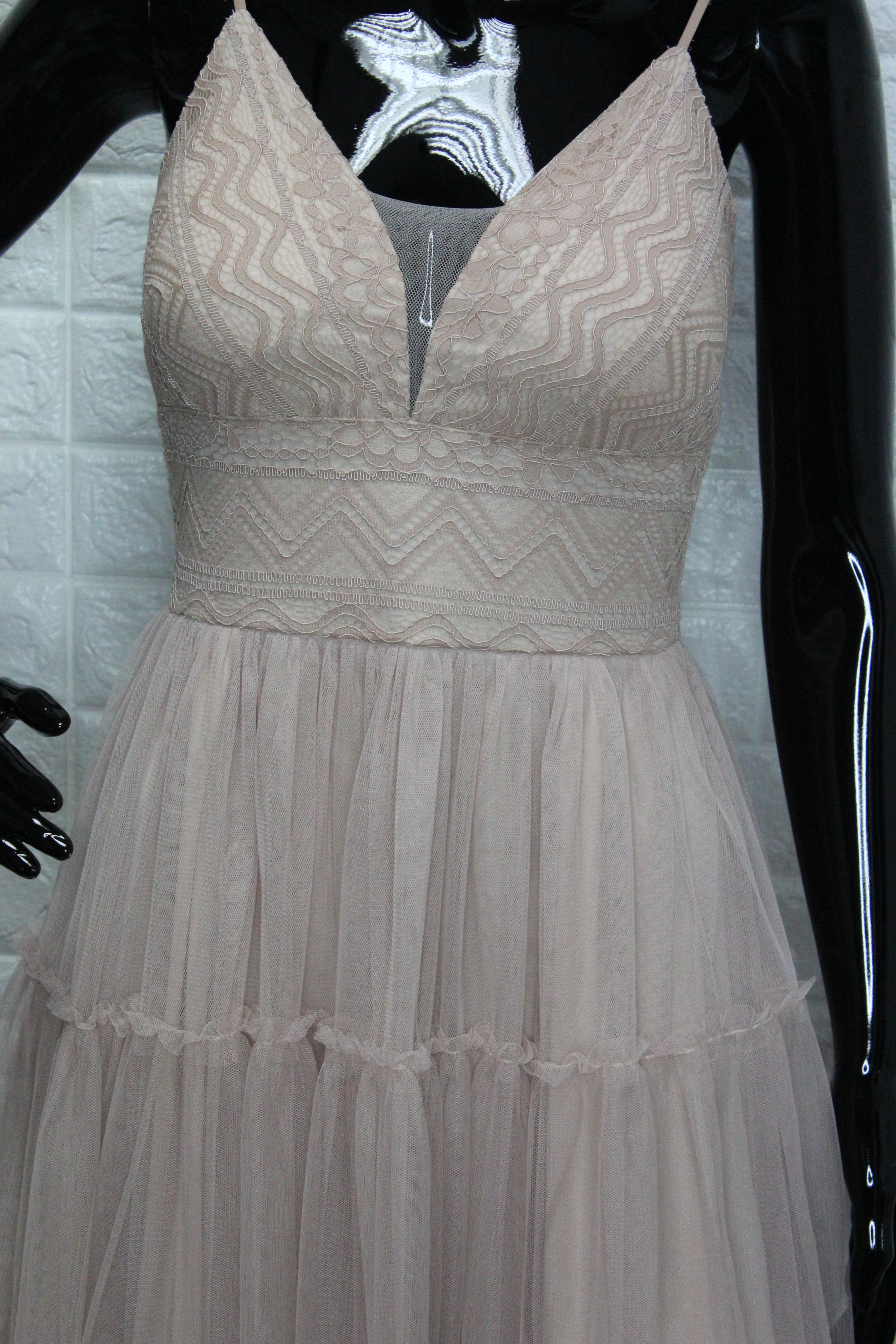 Stone Midi Dress