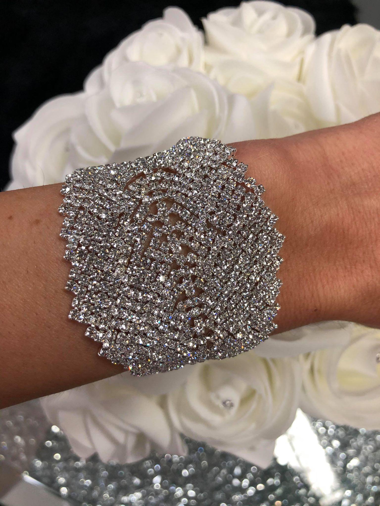 Chunky Diamante Bracelet