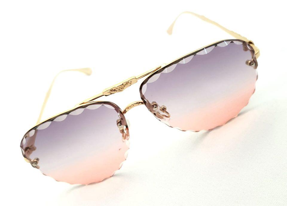 Light Pink Ombre Sunglasses