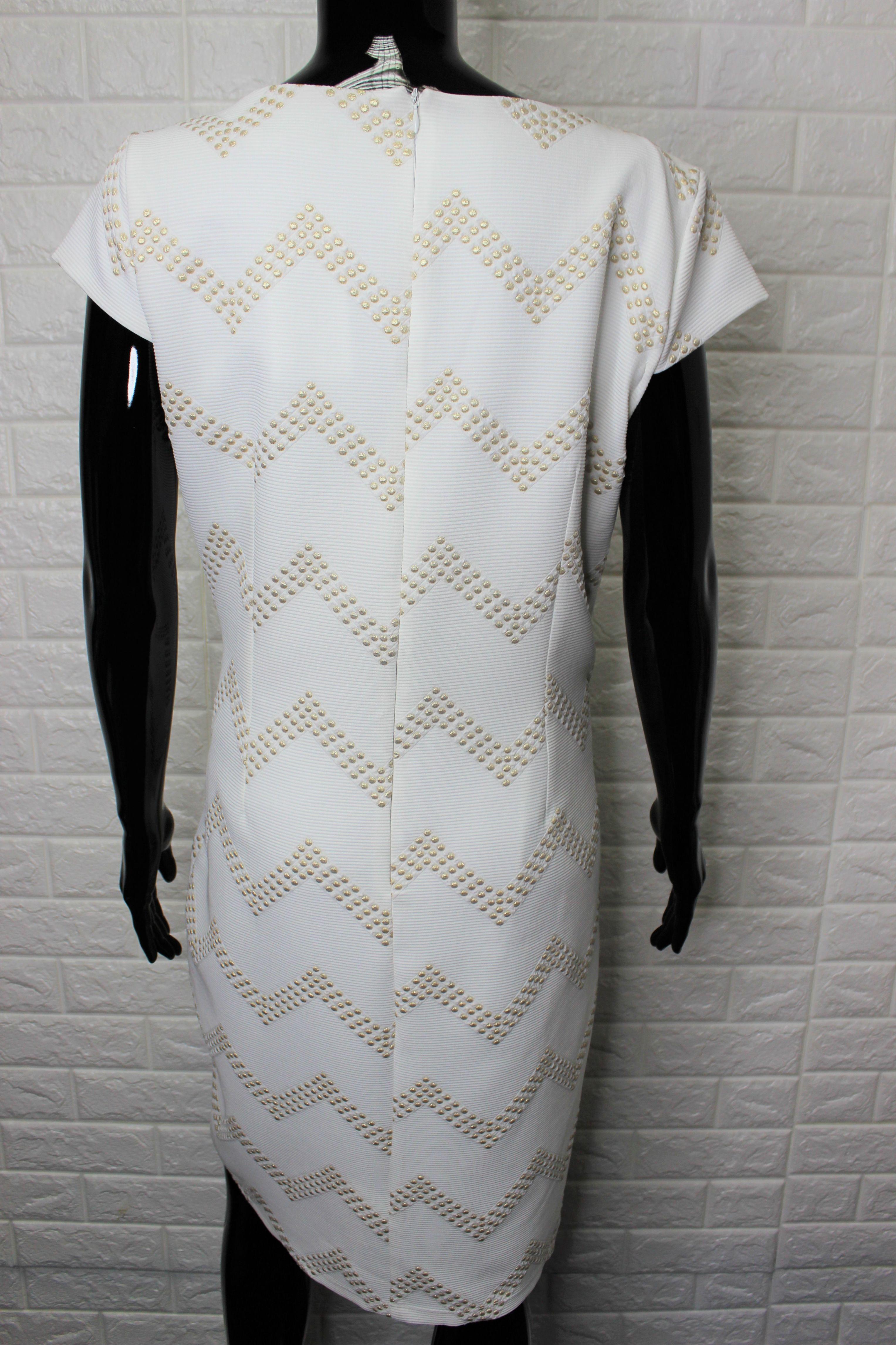 White Elegant Dress