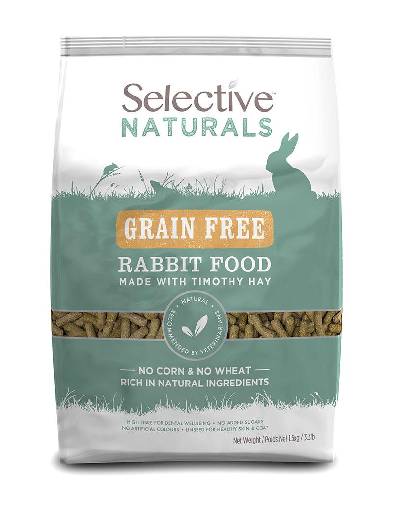 Selective Rabbit Grain Free