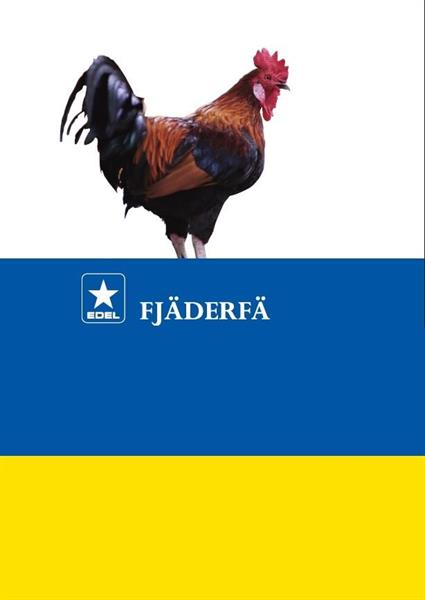 Edel Kyckling Tillväxt Pelletskross 20 kg