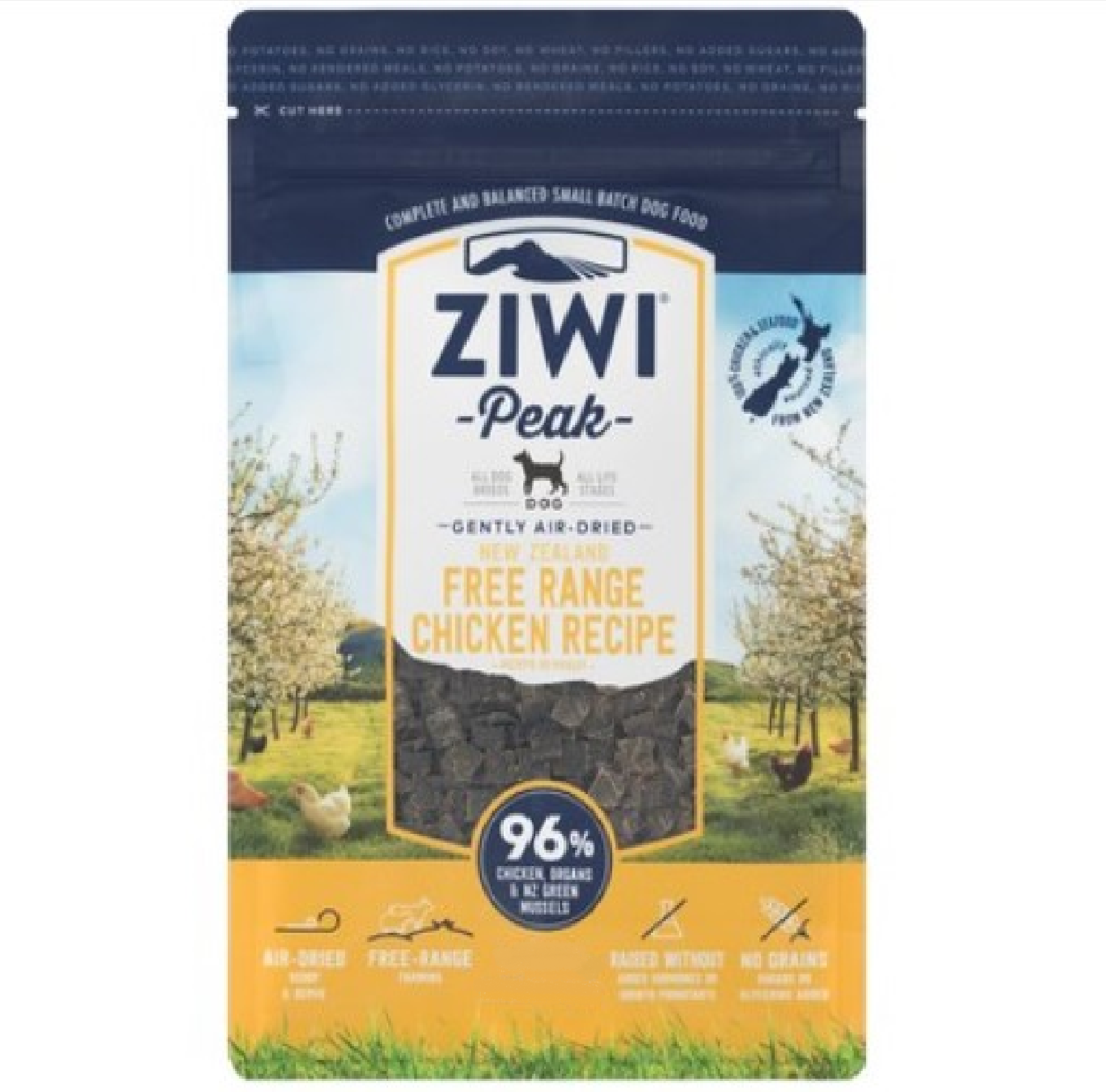 Ziwi Peak Dog Air-Dried Chicken