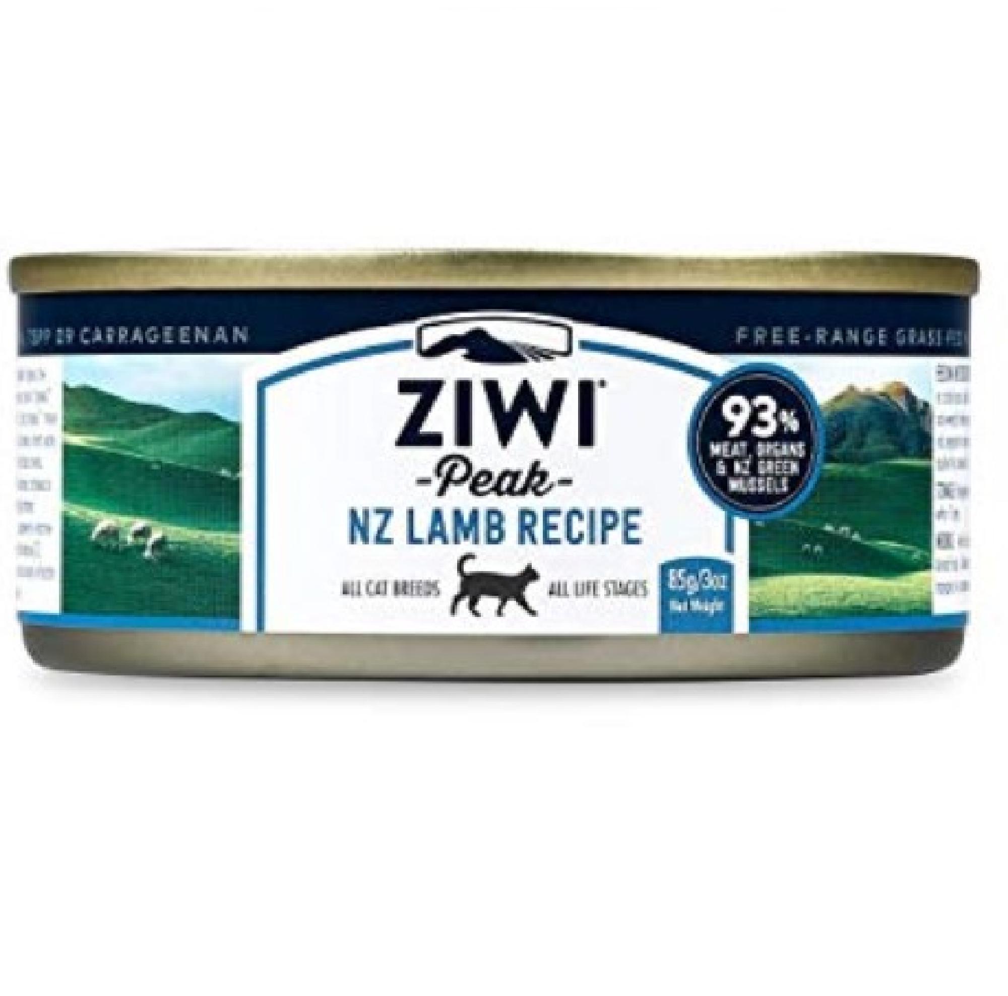 Ziwi Peak Cat Cans Lamb
