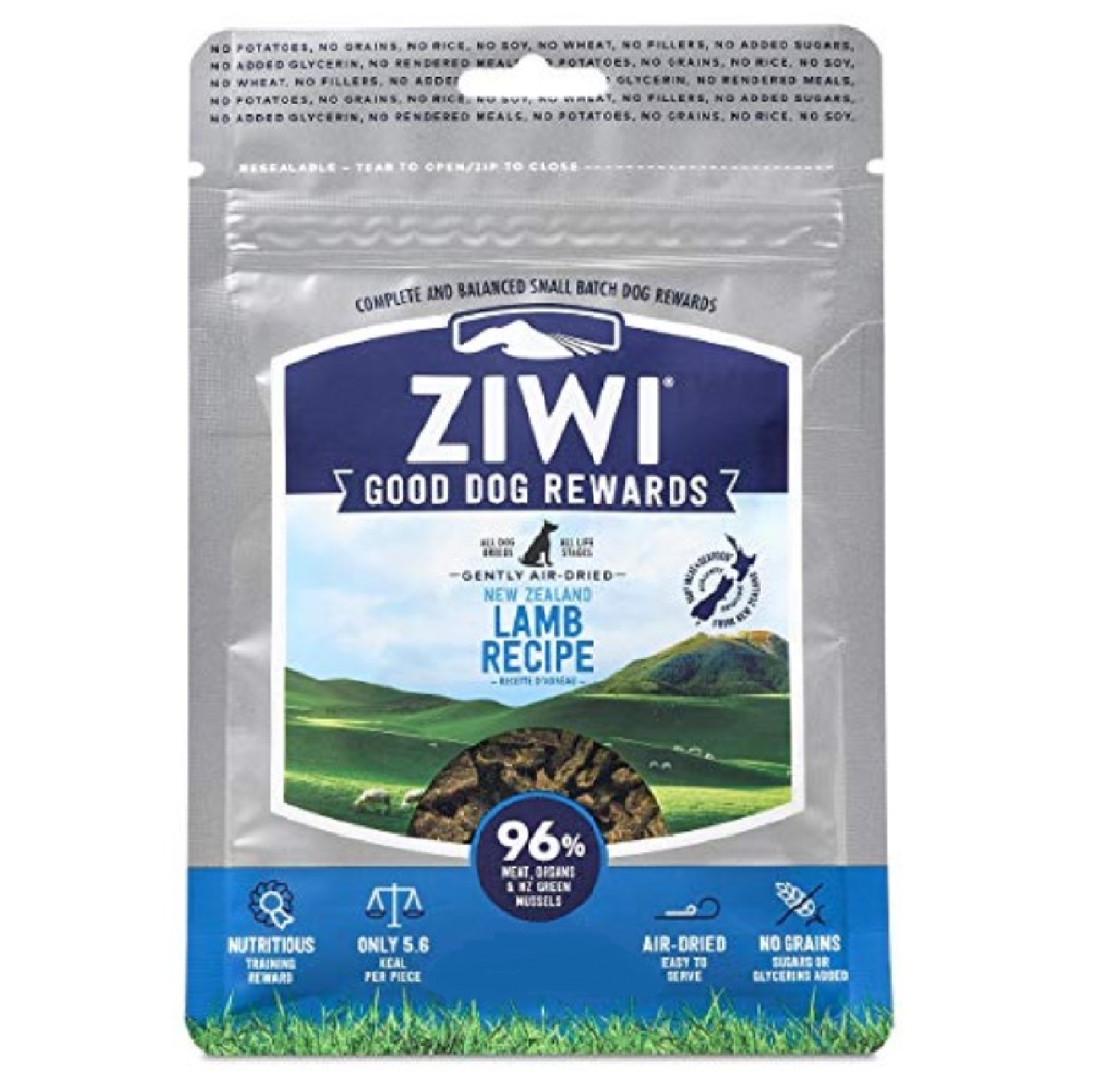 Ziwi Peak Dog Treats Lamb