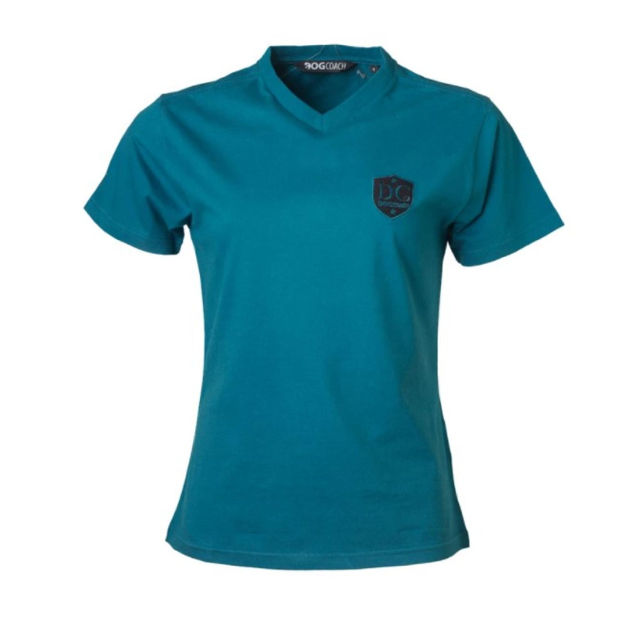 DogCoach T-shirt Woman
