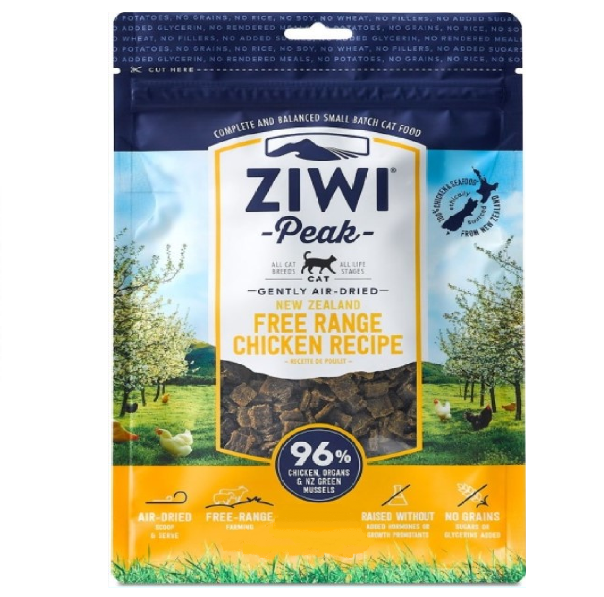 Ziwi Peak Cat Air-Dried Chicken