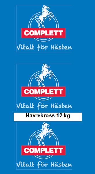 Havrekross 12 kg