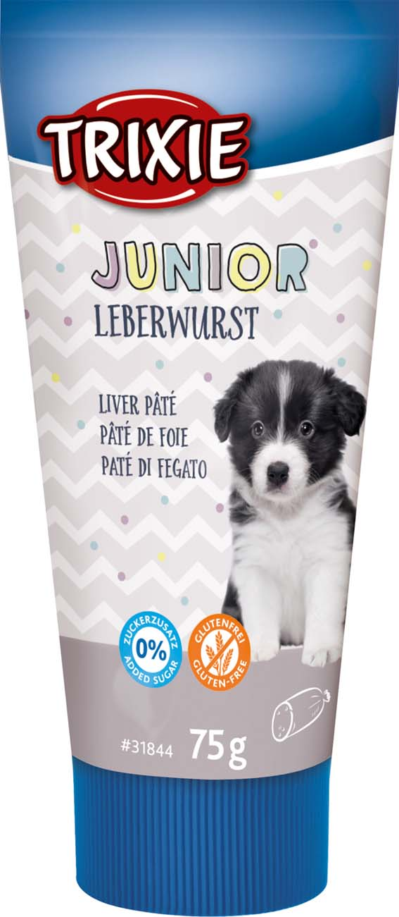Junior Leverpaté tub