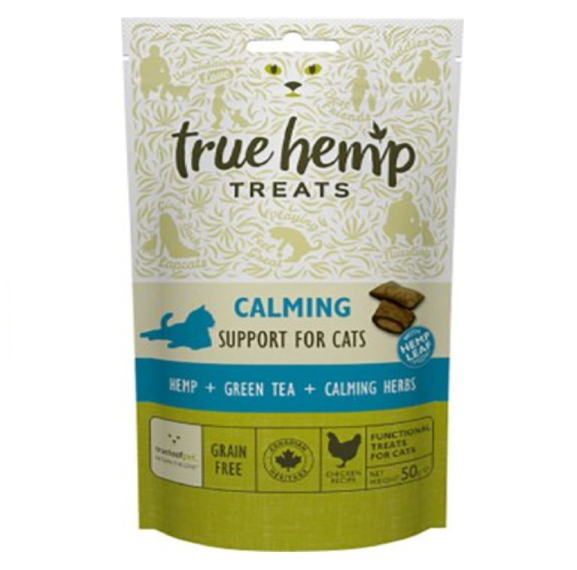 TRUE HEMP Calming Cat Treat