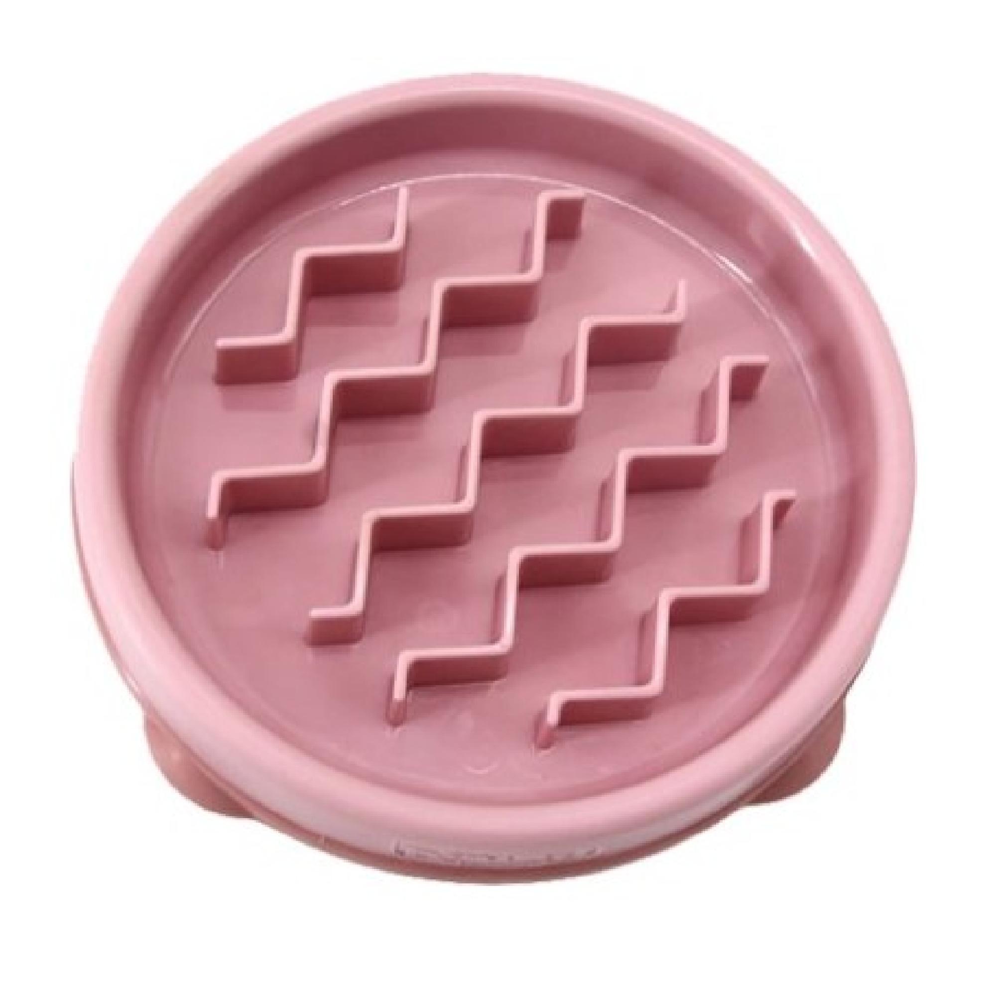 Outward Hound Fun Feeder Mint or Pink