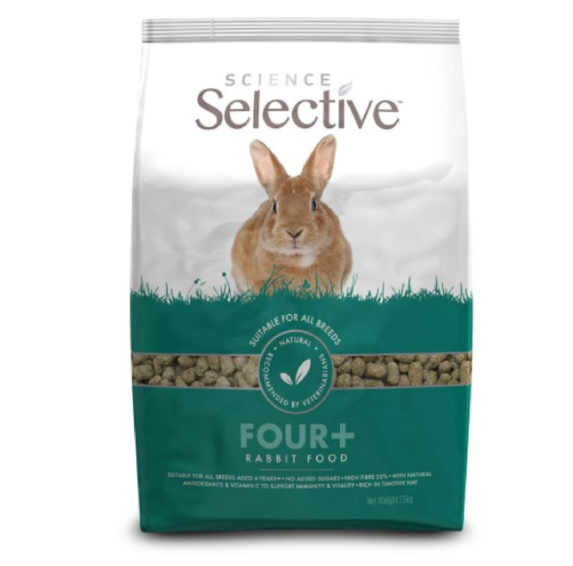 Selective Rabbit Four+