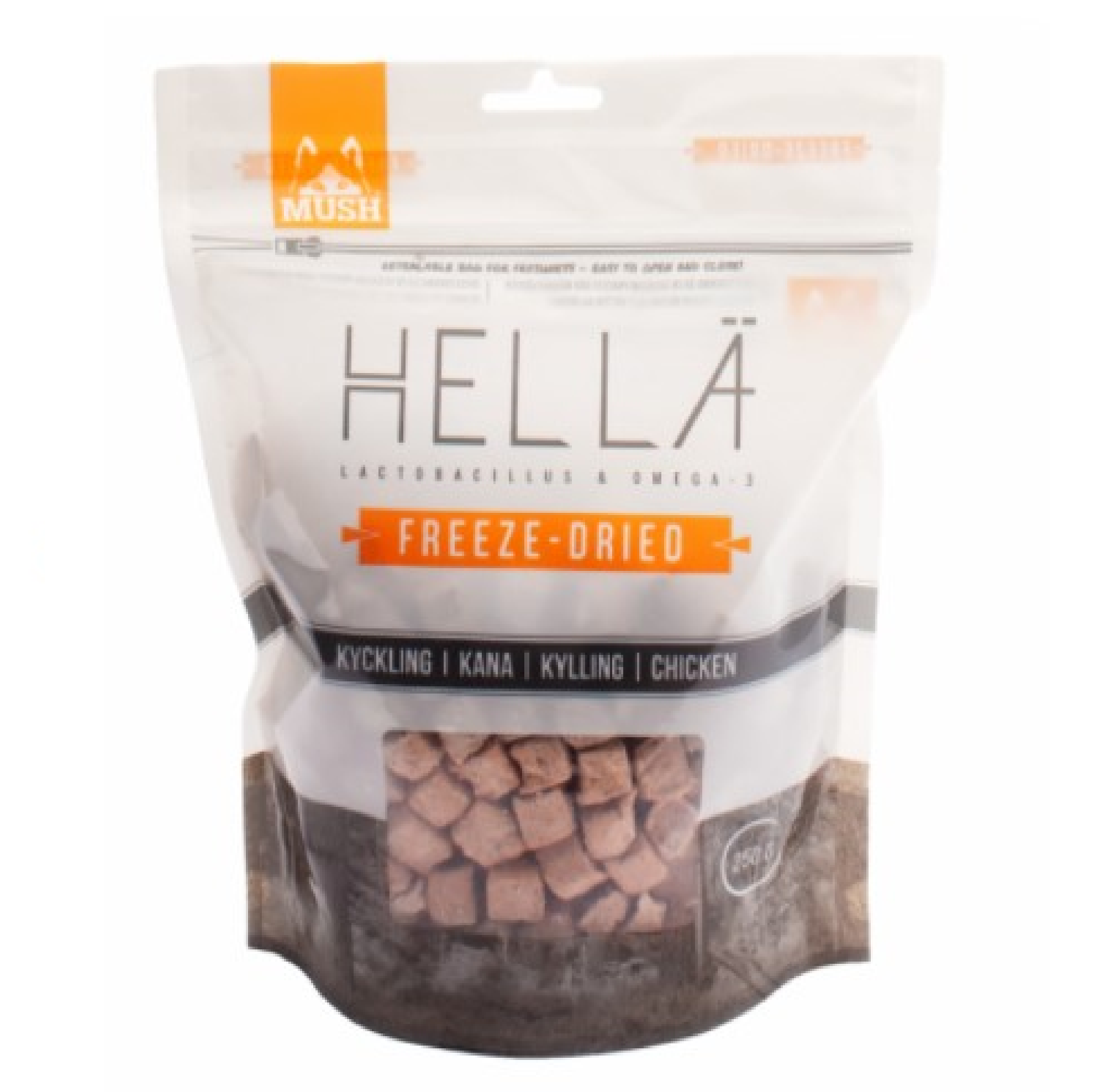 MUSH Hellä Freeze-Dried Kyckling