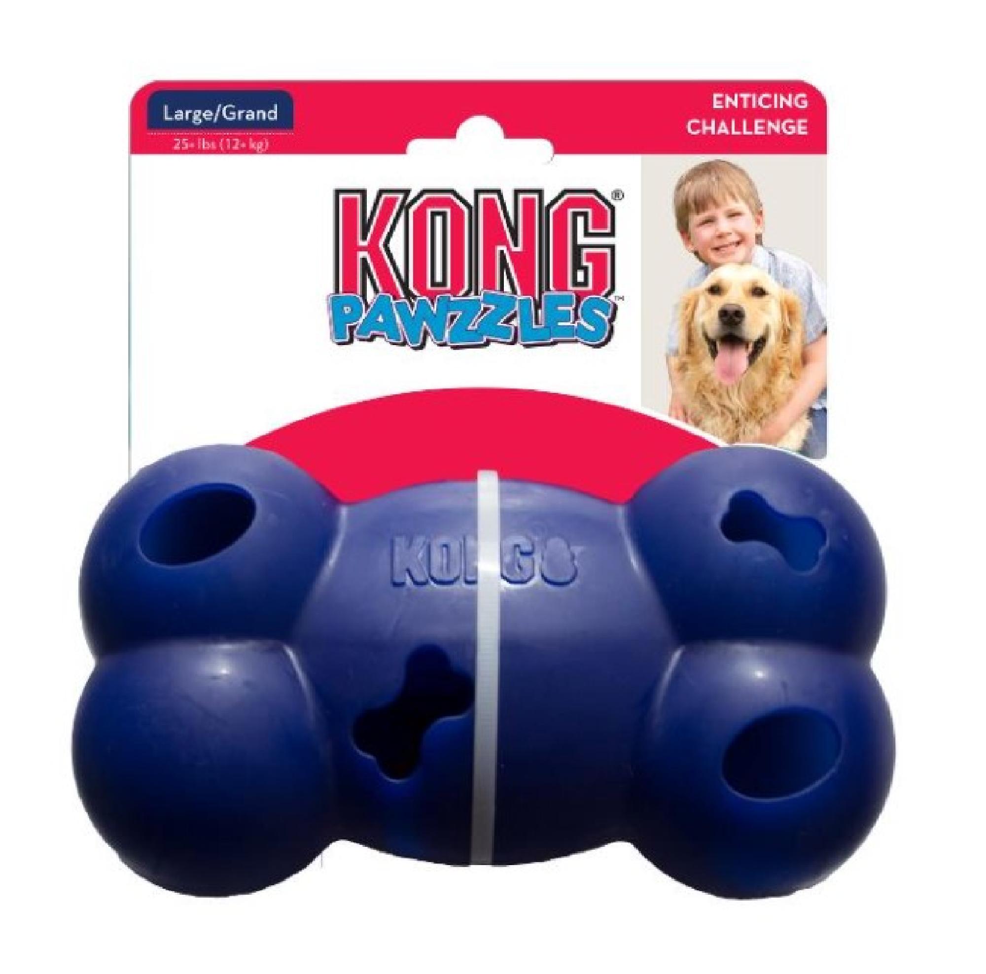 KONG Pawzzles Bone