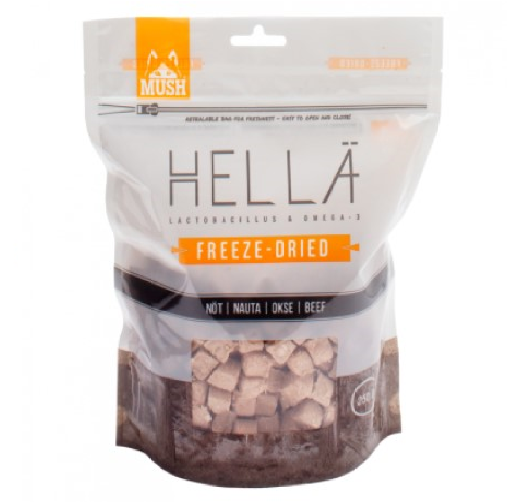 MUSH Hellä Freeze-Dried Nöt