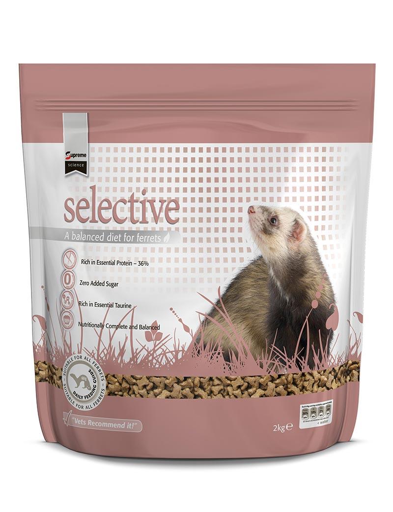 Selective Ferret