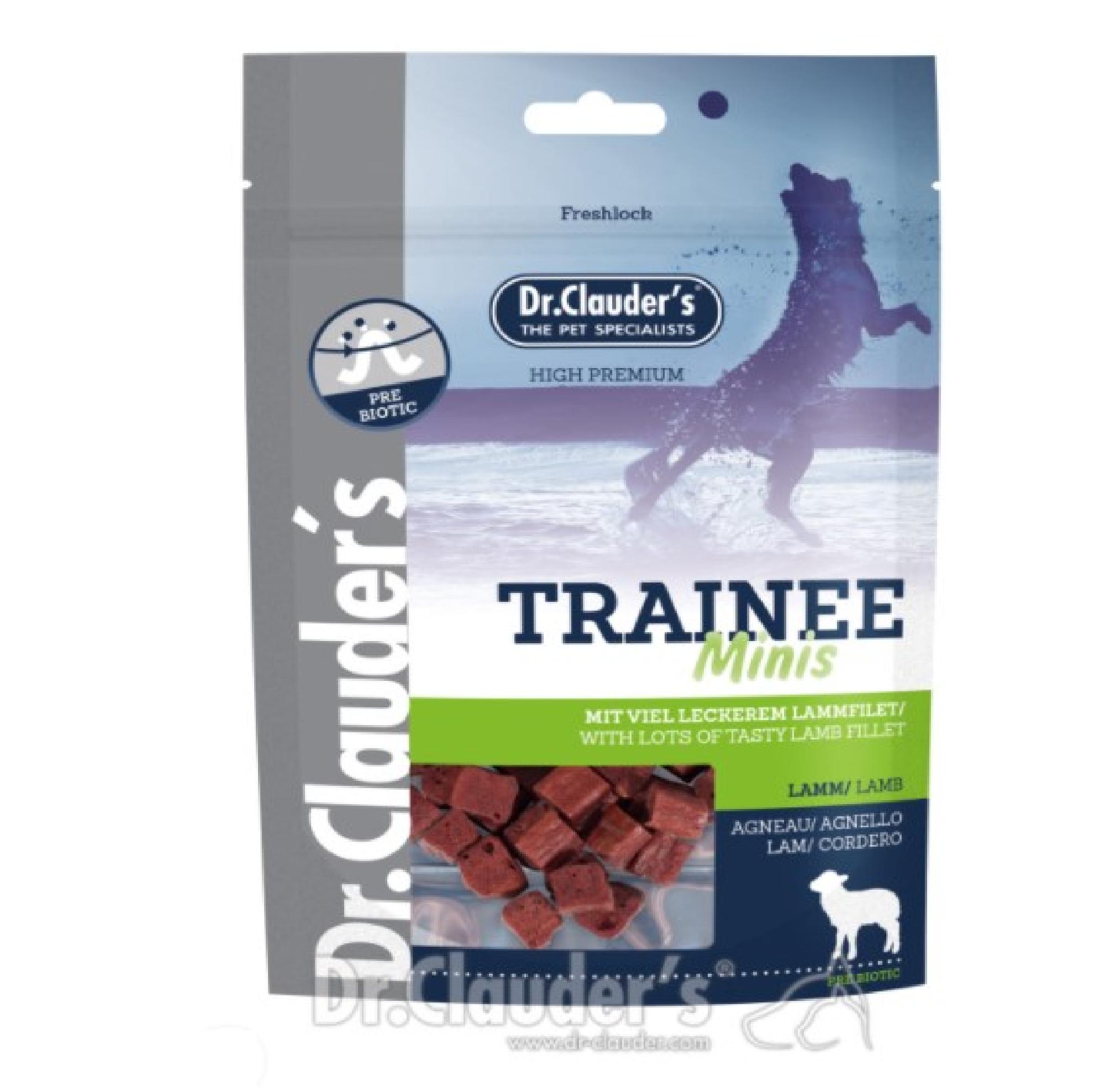 Dr Clauders Trainee Snack Mini Lamm 50 g