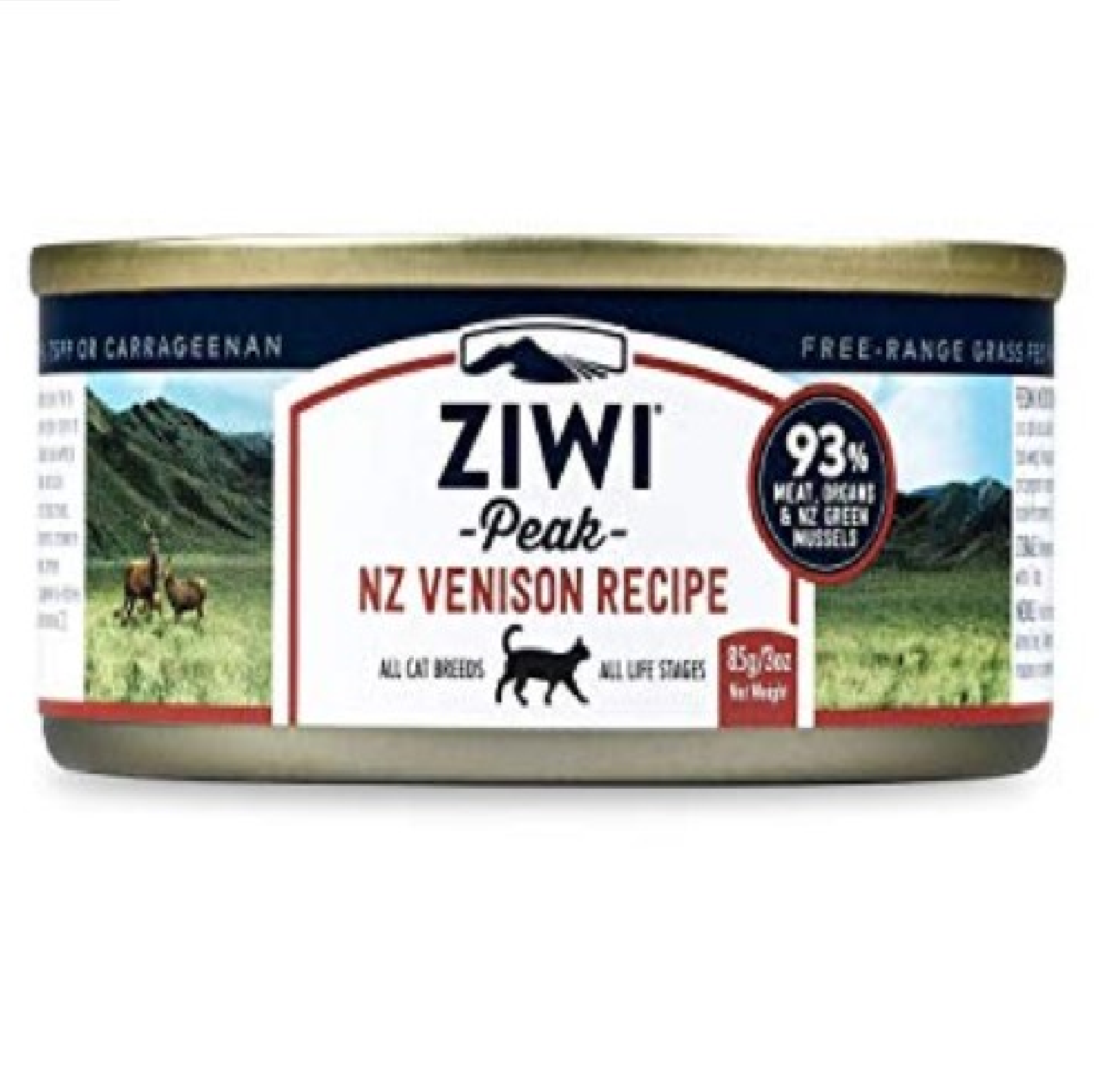 Ziwi Peak Cat Cans Venison